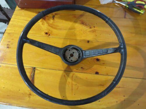 Vintage Studebaker Steering Wheel