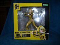 KOTOBUKIYA BISHOUJO STATUE BNIB! THE BRIDE KILL BILL VOLUME 1