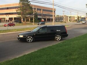 1998 Volvo V70R For Sale or Trade