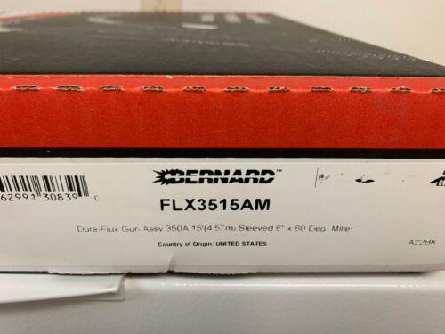 Bernard Dura Flux MIG Gun w/Miller Back End FLX3515AM
