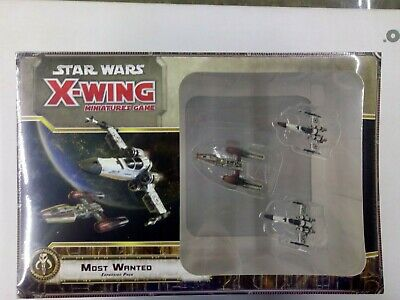Star Wars X-Wing Most Wanted Expansion