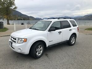 Reliable 2010 Ford Escape HYBRID
