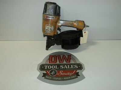 Bostitch N80cb Heavy Duty Coil Framing Nailer Nail Gun Used 3 14 12d
