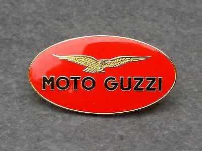 Moto Guzzi Pin 33 x 18 mm Le Mans GT V2 V7 V10 V11 V12 V50 V65 Italien Italia