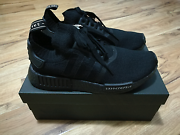 Adidas Nmd R1 Triple Black 'Japan Pack' PK Primeknit US6-11 Canning Vale Canning Area Preview