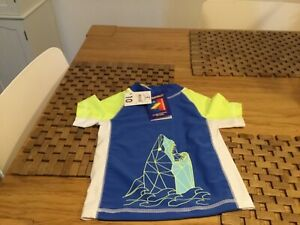 Brand new kids rashie top with tags attached