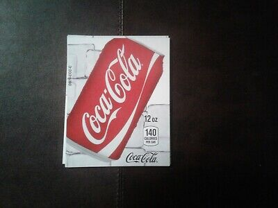 7royal Vendors Soda Vending Machine Pack Coke Labels Selection Tab