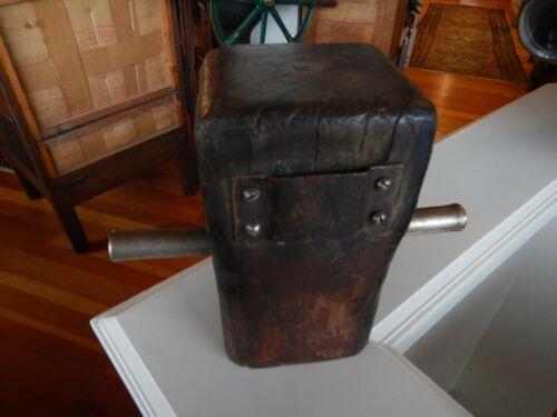 Antique Wood Bronze Bollard Cleat Ship Lantern Fittings