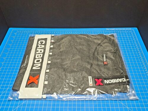CarbonX Active Base Layer Top (Size Medium) - New