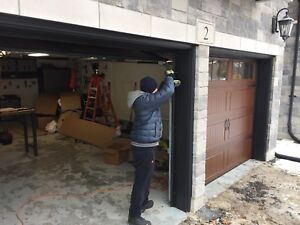 Garage door repair & service 647 558 9911