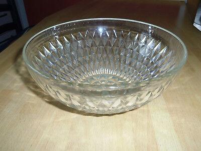7 Stück Glasschalen Salatschüssel Schale Schüssel Schälchen Vintage Konvolut