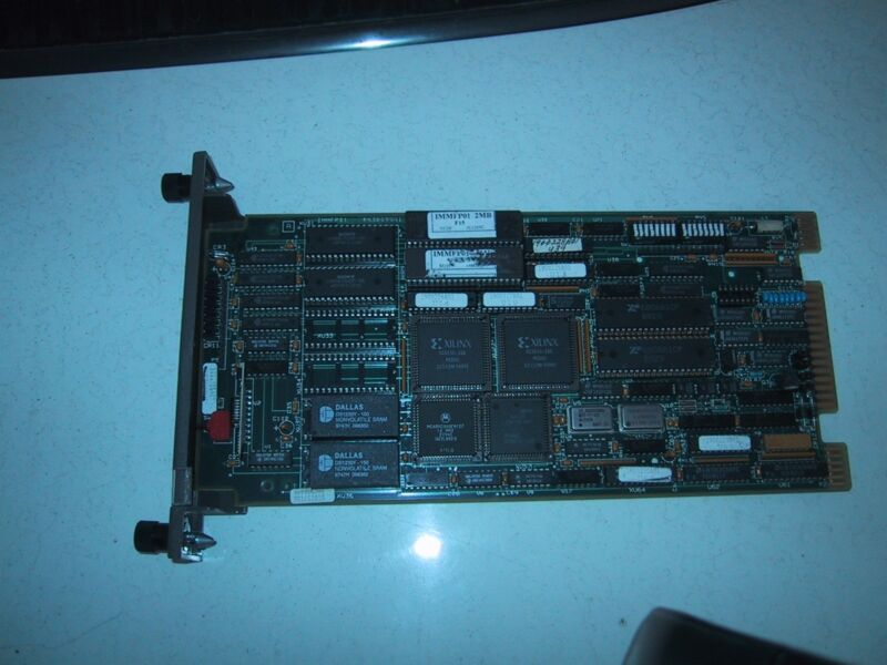 Bailey Controls IMMFP01 Multi- Function Processor Module