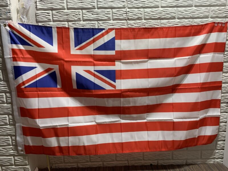Grand Union/British East Indian Co. Flag