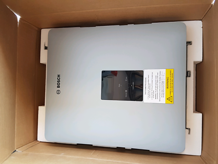 4.6kW Bosch Inverter Single Phase