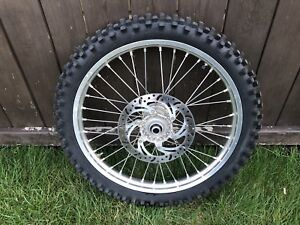 2003 Yamaha YZ250F Parts - Front Wheel