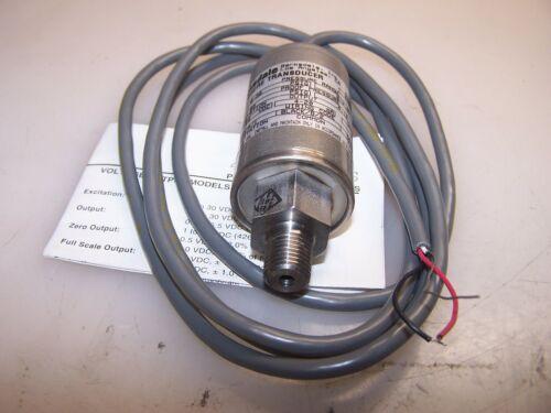 NEW BARKSDALE 425H3-21-Q2 PRESSURE TRANSDUCER 6-30 VDC 0-30 PSIG