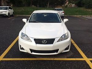 2012 Lexus IS250, 6-Speed, RWD