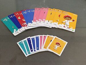 Woolworths world explorers cards & stickers - to swap Ferny Grove Brisbane North West Preview