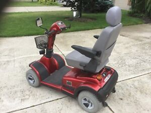 Persuit pride. Mobility scooters