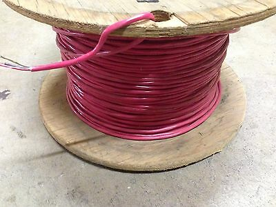 300 Carol Cable 18 Awg 2 Conductor Shielded Solid Fire Alarm Cable Wire