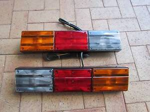 HELLA DESIGNLINE TRIPLE COMBINATION TAIL LIGHTS Kingsley Joondalup Area Preview