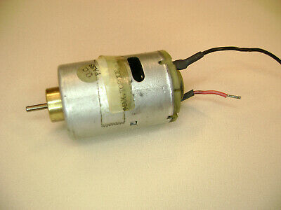 12 Volt Dc Cordless Drill Electric Motor - Round Shaft