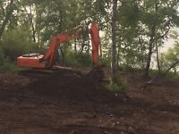 Trucking and excavating