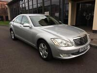 Mercedes-Benz S320 3.0TD 7G-Tronic S320 CDi 57000 FDSH EXCELLENT A1 CONDITION