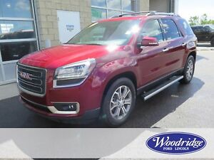 2015 GMC Acadia SLT1 3.6L V6, AWD, NAV, LEATHER