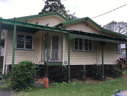 Wanted: House for removal/sale