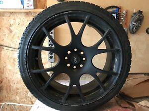 WINTER TIRES AND RIMS Bolt Pattern 4x98