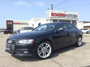 2014 Audi A4 2.0TFSI - NAVI - LEATHER - SUNROOF