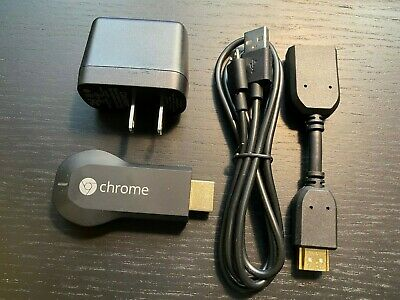 Chromecast 1st generation H2G2-42 Google