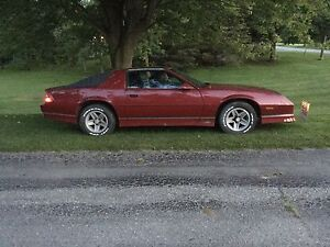 1989 Camero RS
