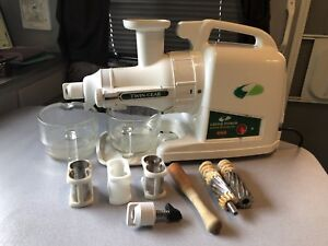 Greenstar juicer