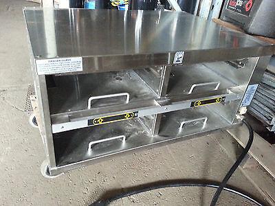 Duke Food Warmer Plate Dish Holding Unit Infra-red Iru-22
