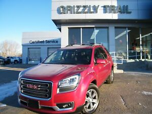 2013 GMC Acadia SLT1 LUXURY PACKAGE WITH TRAILER HITCH!!!
