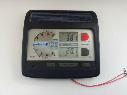 Variometer for paragliding Renschler SOL 17