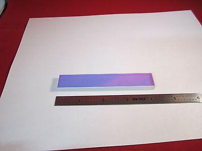 Optical Coated Slab Filter Mirror Laser Optics Binc4-1-h