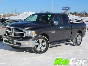 2016 RAM 1500 SLT 4X4 | 5.7L HEMI | HEATED SEATS