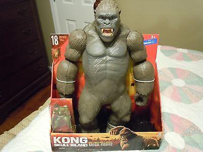 MEGA 18 inch KING KONG Skull Island movie figure Walmart Exclusive new in box