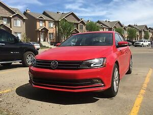 2016 Volkswagen Jetta 1.8  Comfortline w/ Sport Package REDUCED!