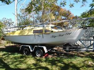 trailer sailer in Queensland | Sail Boats | Gumtree Australia Free Local Classifieds