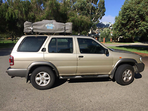 Nissan pathfinder 4WD, Auto, roof tent, Ready to go Highgate Perth City Area Preview
