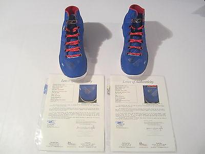 c6116dc04f1c7 Basketball-NBA - Autographed Basketball Shoes - Trainers4Me