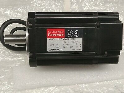 Swf Embroidery Machine Main Motor Fortuna Sfam-600-003