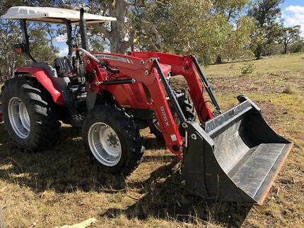 Massey Ferguson 4608 4WD 80HP With 4in1bucket, slasher and much more
