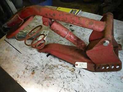 Ih Farmall H M Early Super H Super M Seat Frame Assembly Tight Bushings 27