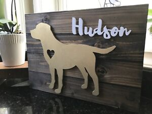 Custom Wood Signs Pets and Sayings