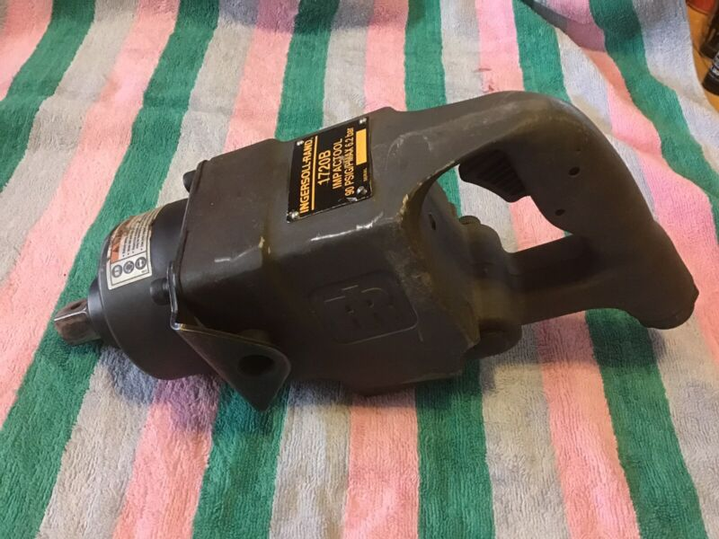 "INGERSOLL RAND. INDUSTRIAL  3/4"". AIR IMPACT WRENCH"